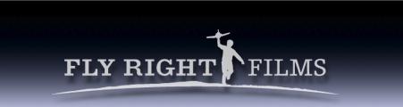Fly Right Films Logo